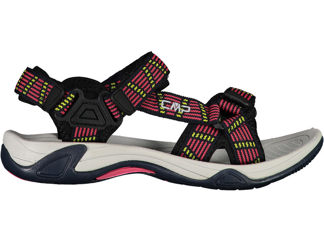CMP Campagnolo Hamal Hiking Sandals Women antracite-fragola